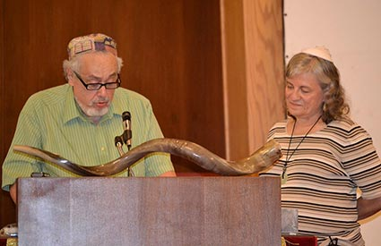 UCJF - Bob Cohen and Ellen Triebwasser