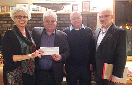 Jewish Federation of Ulster County helping globally