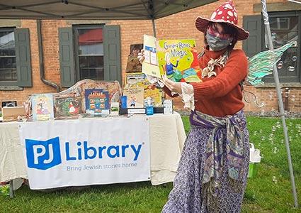 PJ Library Lantern Walk